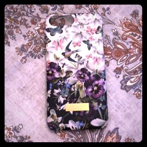 Ted Baker London Pansy Floral iPhone 6 Plus case